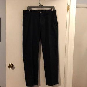 Falls Creek men's black pants